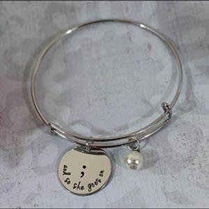 💕 LAST ONE 💕Eliana and Eli Charm bracelet
